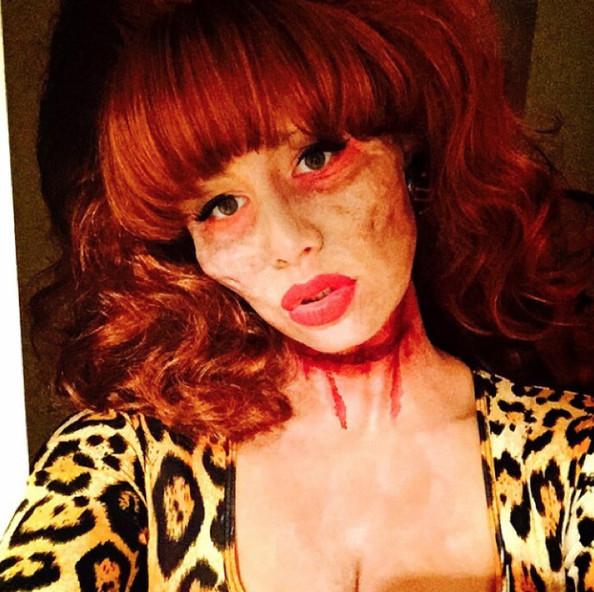 2014 Celebrity Halloween Costumes 19