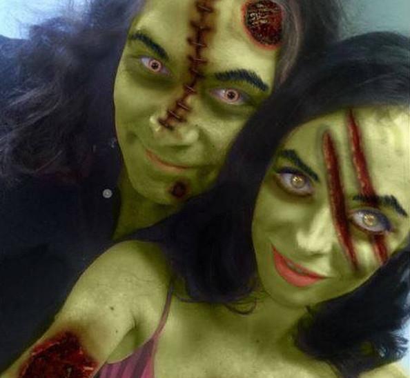 2014 Celebrity Halloween Costumes 5