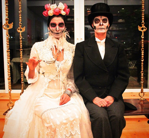 2014 Celebrity Halloween Costumes 6