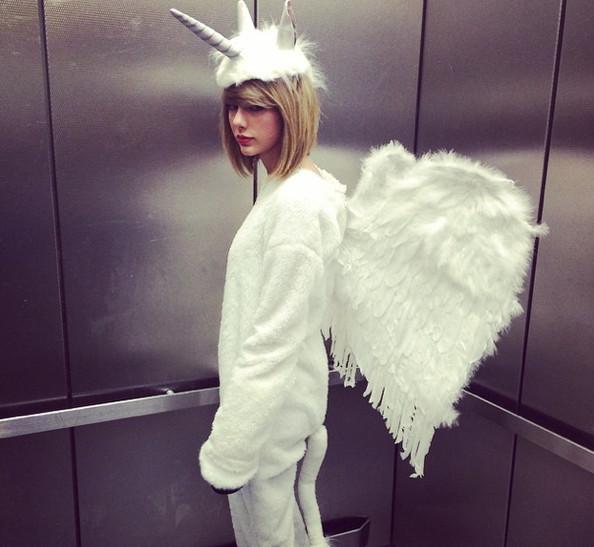 2014 Celebrity Halloween Costumes