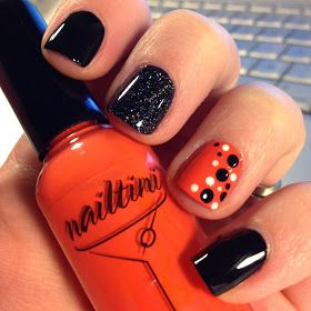 2014 Halloween Nail Designs Nail Art Trends
