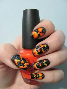2014 Halloween Nail Designs & Nail Art Trends 8
