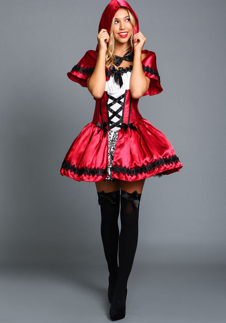 2014 Women's Halloween Costumes From Love Culture 14