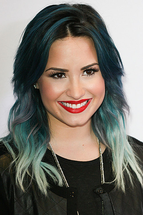 HOTTEST HAIR COLORS OF 2015