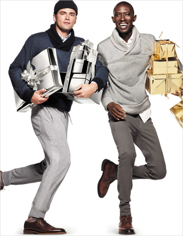 H&M Holiday 2014 Collection Campaign 11