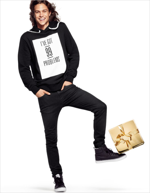 H&M Holiday 2014 Collection Campaign 12