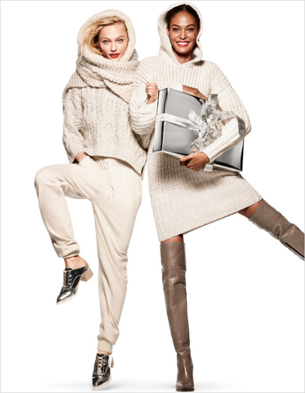 H&M Holiday 2014 Collection Campaign 4