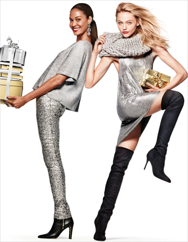 H&M Holiday 2014 Collection Campaign 6