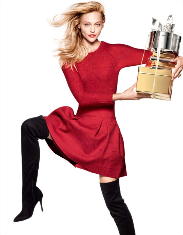 H&M Holiday 2014 Collection Campaign 7