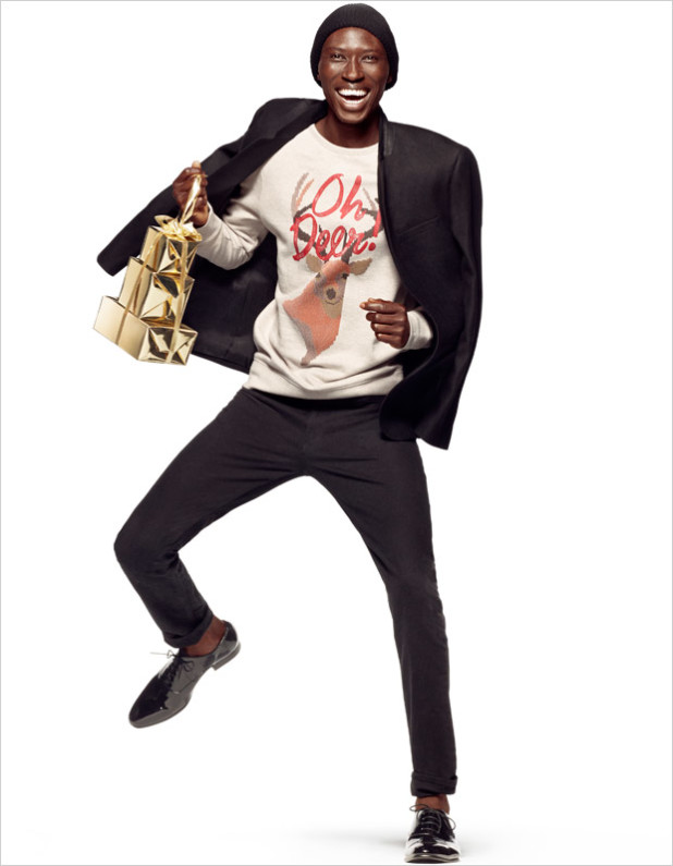 H&M Holiday 2014 Collection Campaign 9
