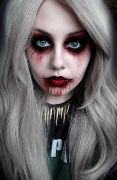 Halloween Makeup Ideas for 2014 10