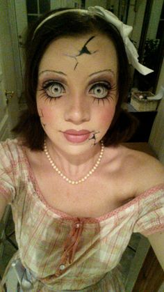 Halloween Makeup Ideas for 2014 6