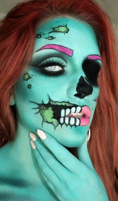 Halloween Makeup Ideas for 2014 7
