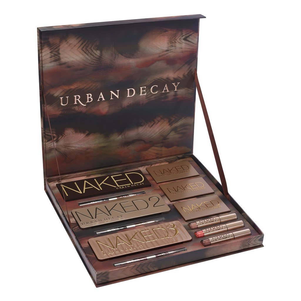Urban Decay Releases The Naked Vault for Holiday 2014 2