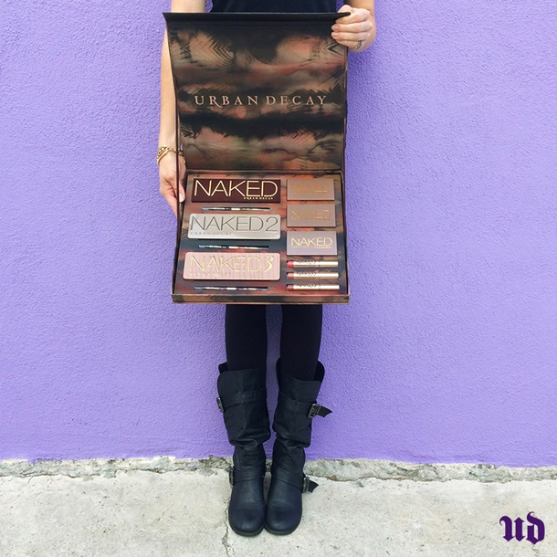 Urban Decay Releases The Naked Vault for Holiday 2014
