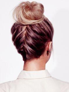 2014 Thanksgiving Beauty Hacks - Hair & Makeup Ideas7