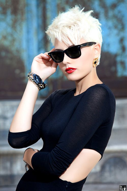 2015 Short Hair Ideas & Haircut Trends 17