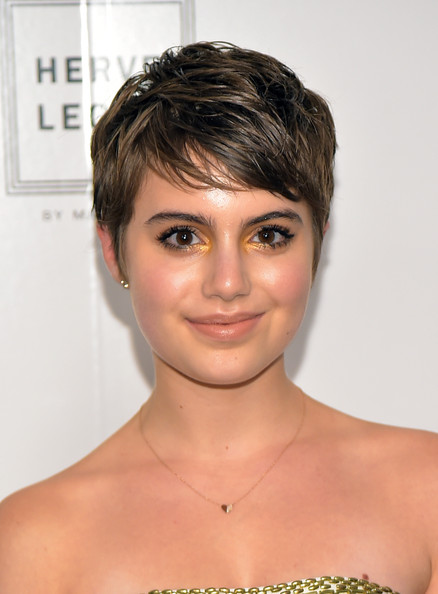 2015 Short Hair Ideas & Haircut Trends 9