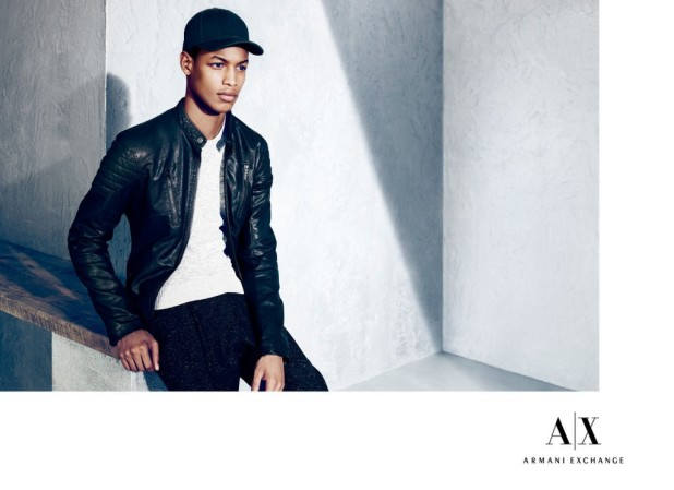 Armani Exchange Holiday 2014 AD Campaign 6
