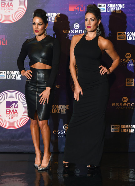 Best Dressed Fashion From The MTV EMA's 2014 2