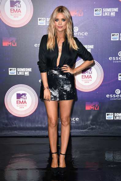 Best Dressed Fashion From The MTV EMA's 2014 5
