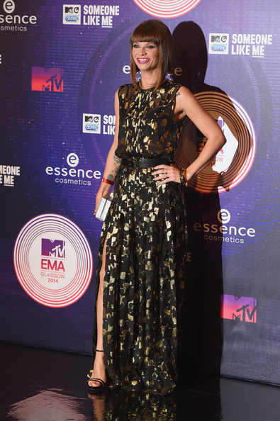 Best Dressed Fashion From The MTV EMA's 2014