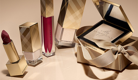 Burberry Winter Glow Collection for Holiday 2014