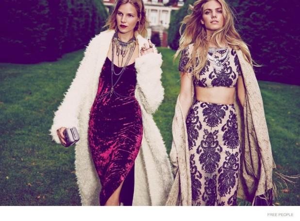 Fashion Trend Seeker: Free People November 2014 Lookbook
