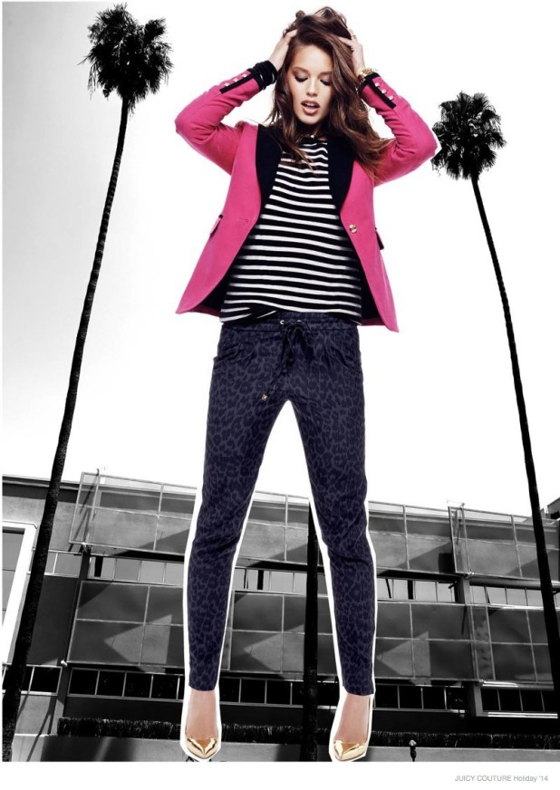 Juicy Couture Holiday 2014 Lookbook