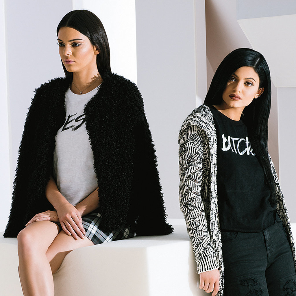 Kendall & Kylie Jenner PacSun Holiday 2014 Collection