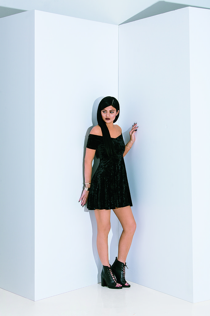 Kendall & Kylie Jenner PacSun Holiday 2014 Collection 3