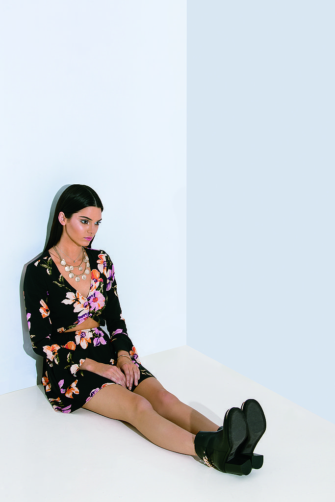 Kendall & Kylie Jenner PacSun Holiday 2014 Collection 4