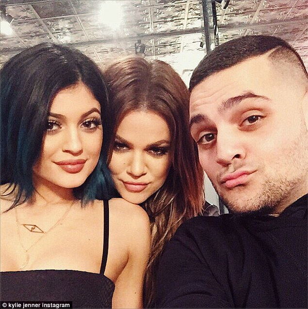 Kylie Jenner Shows Off Green Hair At The Launch Of Her New Hair Kouture Extension Line 6