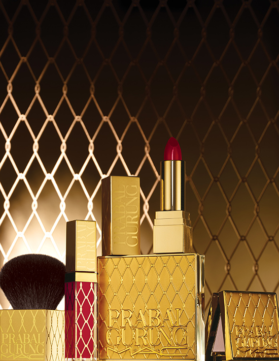 MAC x Prabal Gurung Collection for Holiday 2014 2