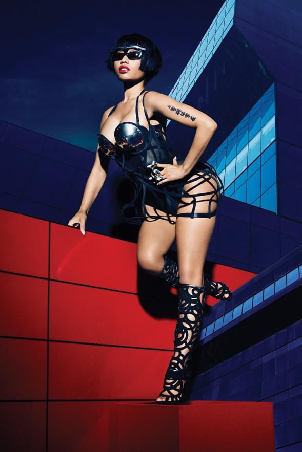 Nicki Minaj For Complex Magazine December