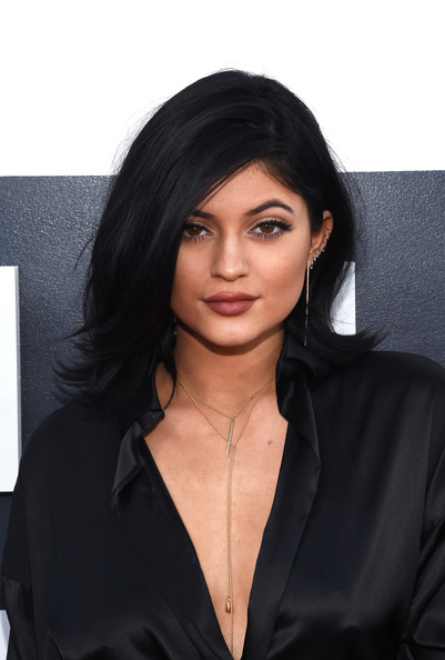 No Makeup - Kylie Jenner Shows Off Her Real Lip Size 3