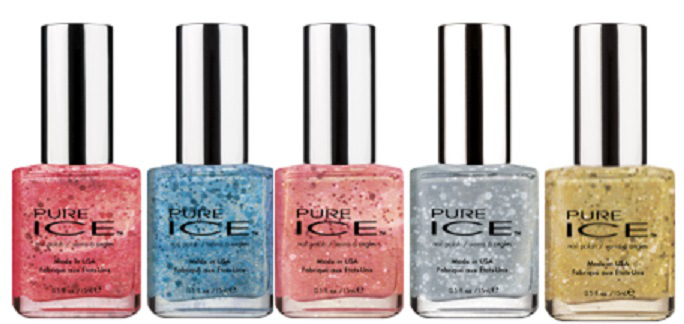 Pure Ice Holiday 2014 Nail Polish Collection