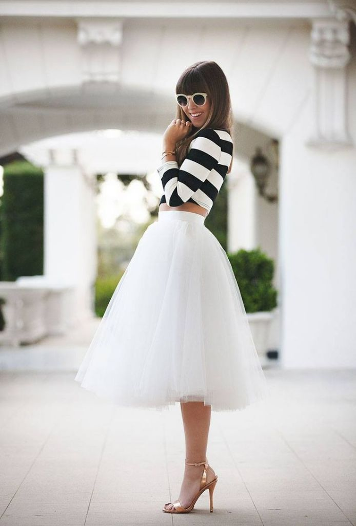 Style Inspiration - Tulle Skirts 10