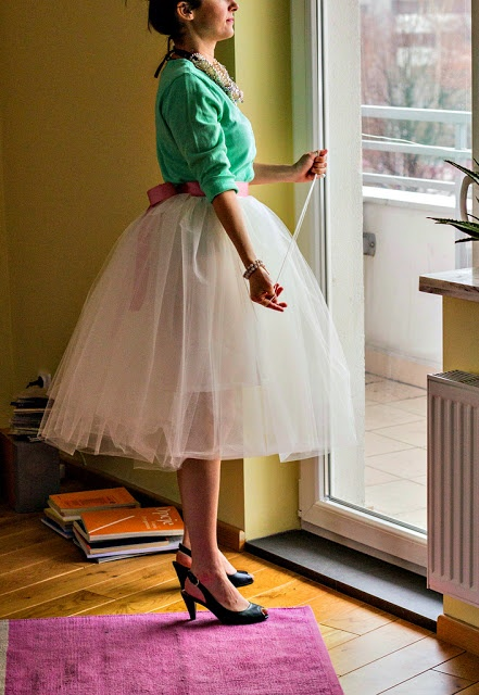 Style Inspiration - Tulle Skirts 12