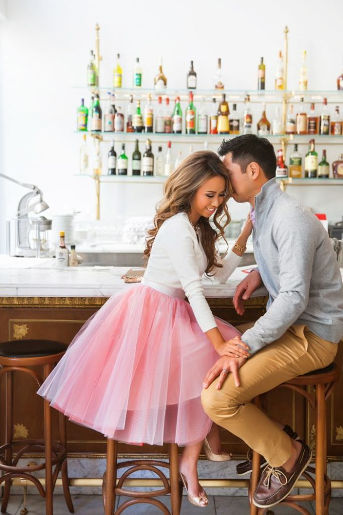 Style Inspiration - Tulle Skirts 14