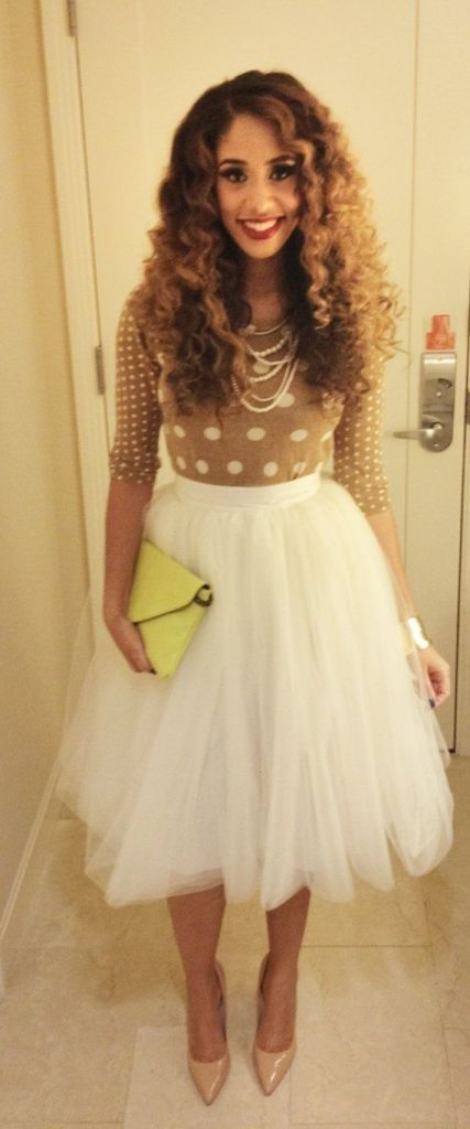 Style Inspiration - Tulle Skirts 16