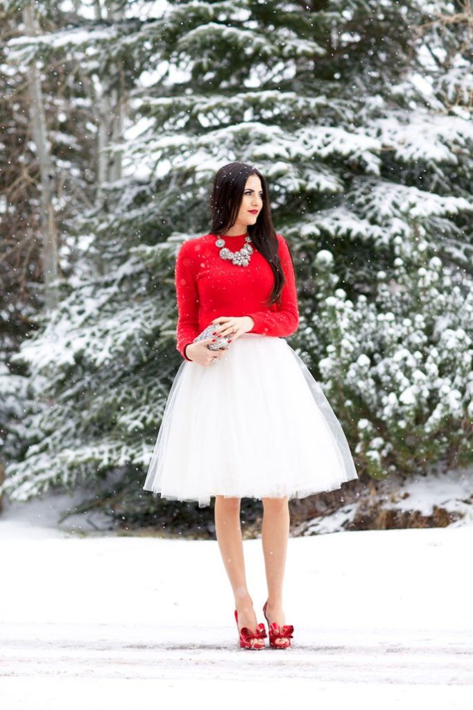 Style Inspiration - Tulle Skirts 19