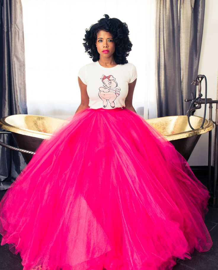 Style Inspiration - Tulle Skirts 20