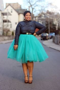 Style Inspiration - Tulle Skirts 21