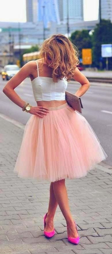 Style Inspiration - Tulle Skirts 22