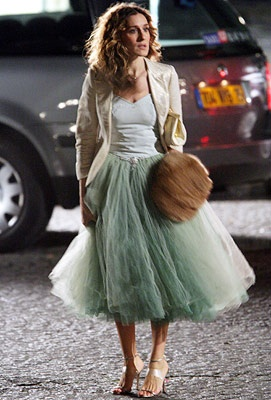 Style Inspiration - Tulle Skirts 23