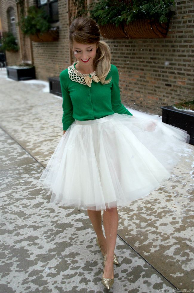 Style Inspiration - Tulle Skirts 3