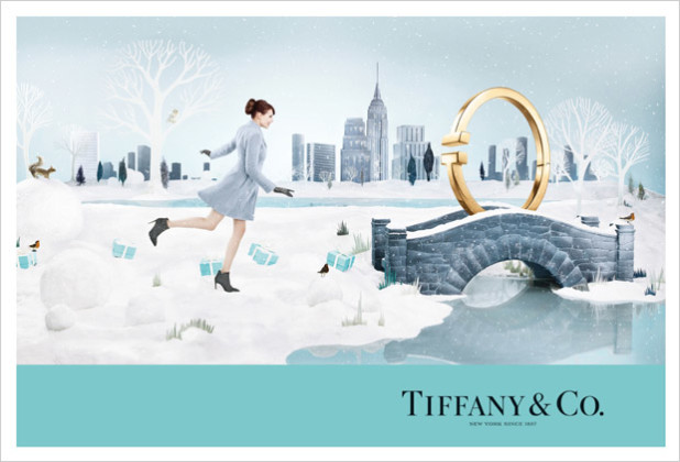 Tiffany & Co Christmas 2014 Ad Campaign 3