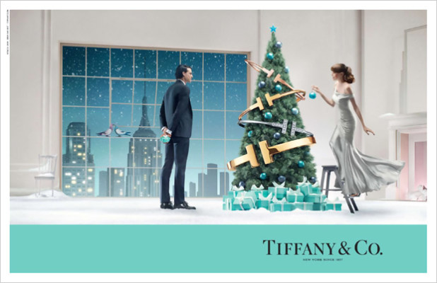 Tiffany & Co Christmas 2014 Ad Campaign 4