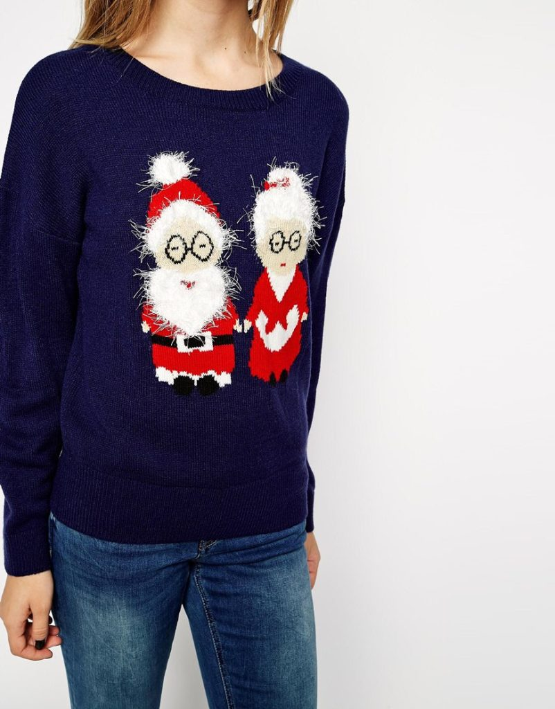 15 Sweaters Made For An Ugly Sweater Party